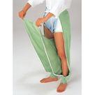 UW07GGR-LL UW07GSA-LL おむつ用ズボン(裾しぼり型)紳士用・【LL】 ウェルファン