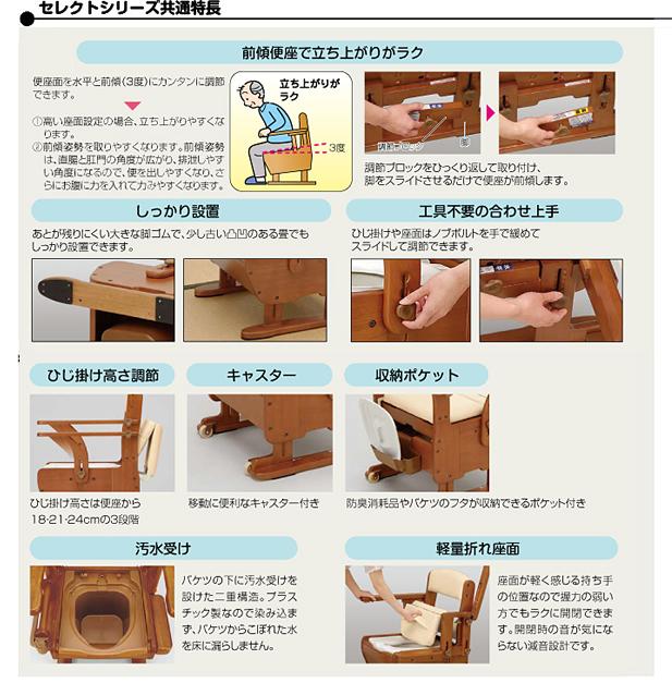 家具調トイレセレクト・商品説明3