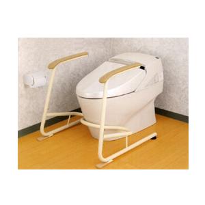 533-079 トイレ用立ち上がり補助フレーム・SS-K