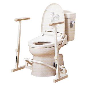 533-075 洋式トイレ用フレーム・SUS-15