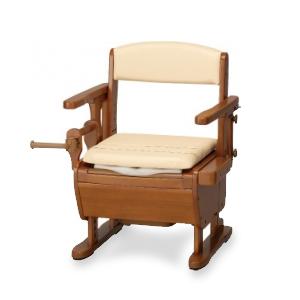 870-067 870-075 家具調トイレセレクト・はねあげ・ワイド・Lサイズ・Hサイズ・トランスファータイプ・暖房便座
