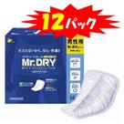 Mr.DRY男性用セルフケアパッド・14枚×12袋 リブドゥコーポレーション
