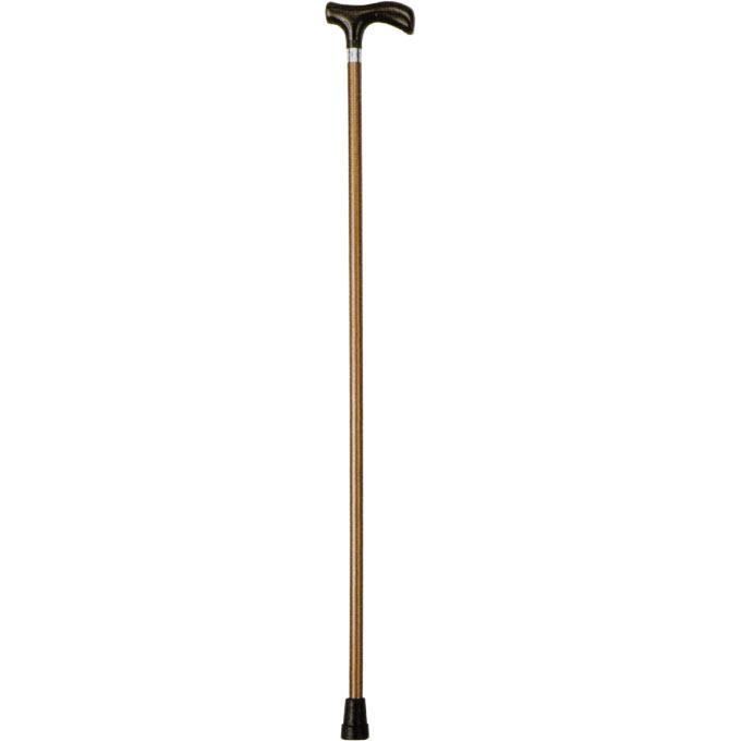 TY101 アルミ製 T字杖(固定式)