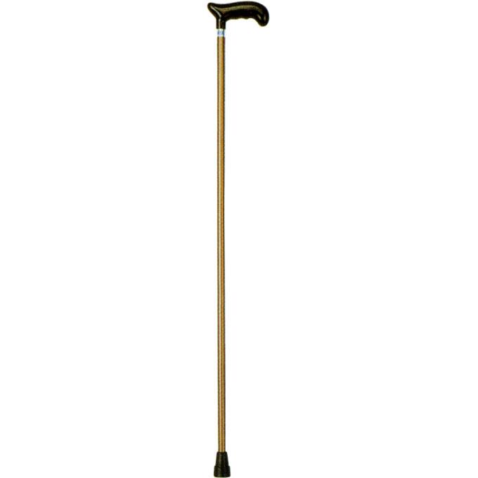 TY102B アルミ製 T字杖(固定式)