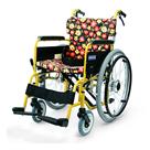 BM22-38SB-M-ABFR BM22-40SB-M-ABFR BM22-42SB-M-ABFR 中床型のアルミフレーム自走用車椅子(ベーシックモジュール車椅子) カワムラサイクル