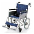 KA16-38・40・42SB アルミフレーム介助用車椅子 カワムラサイクル