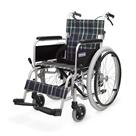 KA202SB-40 KA202SB-42 アルミフレーム自走用車椅子(エアータイヤ仕様) カワムラサイクル