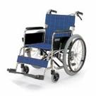 KA20-38SB KA20-40SB アルミフレーム自走用車椅子 カワムラサイクル