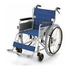KA22-38SB KA22-40SB KA22-42SB 軽量型超々ジュラルミンフレーム自走用車椅子 カワムラサイクル