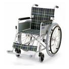 KA22-38SN KA22-40SN KA22-42SN 軽量型超々ジュラルミンフレーム自走用車椅子 カワムラサイクル