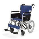 KA302SB アルミフレーム介助用車椅子 カワムラサイクル