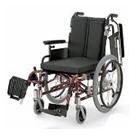 KA720-38B-M KA720-40B-M KA720-42B-M アルミフレーム自走用車椅子(モジュール車椅子) カワムラサイクル