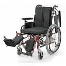 KA720-38ELB-H KA720-40ELB-H KA720-42ELB-H アルミフレーム自走用車椅子(モジュール車椅子) カワムラサイクル