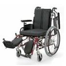 KA720-38ELB-LO KA720-40ELB-LO KA720-42ELB-LO アルミフレーム自走用車椅子(モジュール車椅子) カワムラサイクル