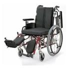 KA722-38ELB-H KA722-40ELB-H KA722-42ELB-H アルミフレーム自走用車椅子(モジュール車椅子) カワムラサイクル