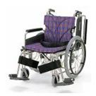 KA820-38B-LO KA820-40B-LO KA820-42B-LO アルミフレーム自走用車椅子(簡易モジュール) カワムラサイクル