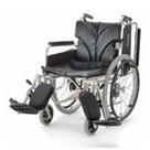 KA820-38ELB-LO KA820-40ELB-LO KA820-42ELB-LO アルミフレーム自走用車椅子(簡易モジュール) カワムラサイクル
