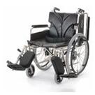 KA822-38ELB-H KA822-40ELB-H KA822-42ELB-H アルミフレーム自走用車椅子(簡易モジュール) カワムラサイクル