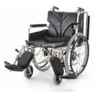 KA822-38ELB-LO KA822-40ELB-LO KA822-42ELB-LO アルミフレーム自走用車椅子(簡易モジュール) カワムラサイクル