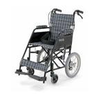KL14-38B KL14-40B アルミフレーム介助用車椅子 カワムラサイクル