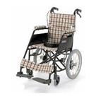 KL16-38B KL16-40B アルミフレーム介助用車椅子 カワムラサイクル