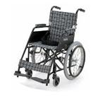 KL18-38 KL18-40 アルミフレーム自走用車椅子 カワムラサイクル