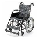 KL18-38B KL18-40B アルミフレーム自走用車椅子 カワムラサイクル