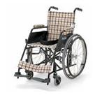 KL22-38 KL22-40 アルミフレーム自走用車椅子 カワムラサイクル