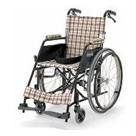 KL22-38B KL22-40B アルミフレーム自走用車椅子 カワムラサイクル