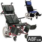 KPF16-40ABF KPF16-42ABF ティルティングリクライニング車椅子ぴったりフィットシリーズ カワムラサイクル