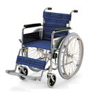 KR4-40N スチールフレーム自走用車椅子 カワムラサイクル