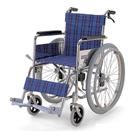 KR4-40NB スチールフレーム自走用車椅子 カワムラサイクル