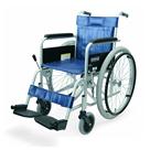 KR501 スチールフレーム自走用車椅子防炎シート採用 カワムラサイクル