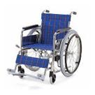 KR5-40N スチールフレーム自走用車椅子 カワムラサイクル