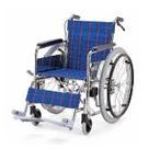 KR5-40NB スチールフレーム自走用車椅子 カワムラサイクル