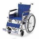 KR6-40N スチールフレーム自走用車椅子 カワムラサイクル