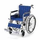 KR6-40NB スチールフレーム自走用車椅子 カワムラサイクル