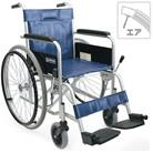 KR801N スチールフレーム自走用車椅子防炎シート採用 カワムラサイクル