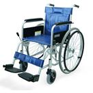 KR801N-LO スチールフレーム自走用車椅子防炎シート採用 カワムラサイクル