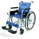 KR801N-LO-VS スチールフレーム自走用車椅子バリューセット カワムラサイクル