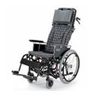 KX22-42N ティルティング&リクライニング車椅子 カワムラサイクル