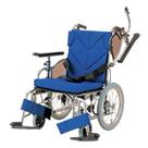 KZ16-38-LO KZ16-40-LO KZ16-42-LO アルミフレーム介助用車椅子(低床型簡易モジュール) カワムラサイクル