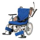 KZ16-38-SL KZ16-40-SL KZ16-42-SL アルミフレーム介助用車椅子(低床型簡易モジュール) カワムラサイクル