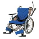 KZ20-38-SL KZ20-40-SL KZ20-42-SL アルミフレーム自走用車椅子(低床型簡易モジュール) カワムラサイクル
