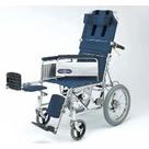 NA-118B アルミ介助式車椅子 日進医療器