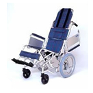 NAH-F1 アルミ介助式車椅子レール式振り子スウィング 日進医療器