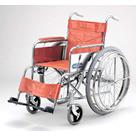 ND-19 スチール自走式車椅子(片マヒの方用) 日進医療器