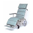 NER-20 フルリクライニング車椅子 日進医療器