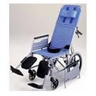 REM-12 リクライニング車椅子介助式 松永製作所