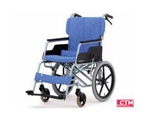 REM-2 アルミ介助式車椅子基本タイプ